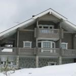 Финский дом из бруса