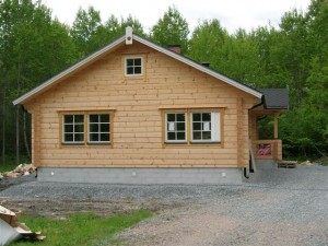 log house puna honka 1
