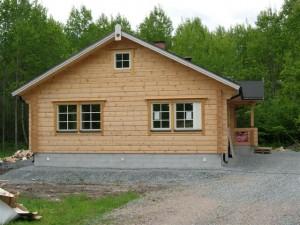 log house puna honka 1