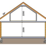 wooden house seita73a section