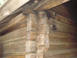 Деревянный дом под Хельсинки, 150 лет