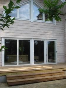 Окна Primus в доме PunaHonka